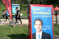Scooter-Advertising-Liberal-Party-Melbourne