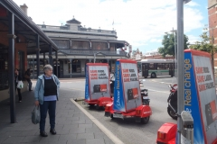 Scooter-Advertising-Liberal-Party